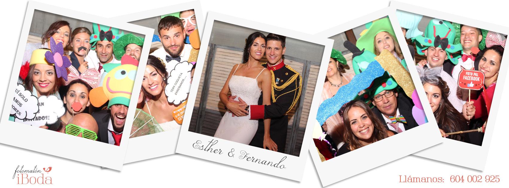 Esther & Fernando